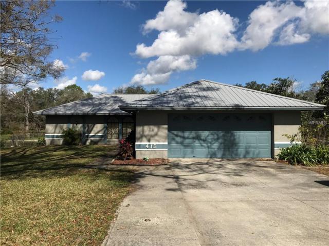 415 W Socrum Loop Road, Lakeland, FL 33809 (MLS #L4906279) :: The Duncan Duo Team