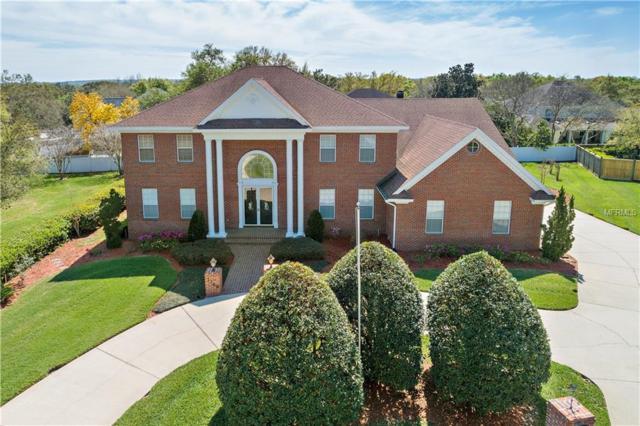 1388 Jefferson Drive, Lakeland, FL 33803 (MLS #L4906612) :: Gate Arty & the Group - Keller Williams Realty
