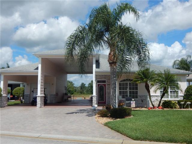 358 Meandering Way, Polk City, FL 33868 (MLS #L4907410) :: Welcome Home Florida Team