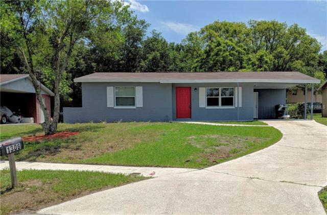 1306 Fairbanks Street, Lakeland, FL 33805 (MLS #L4907636) :: Team Bohannon Keller Williams, Tampa Properties