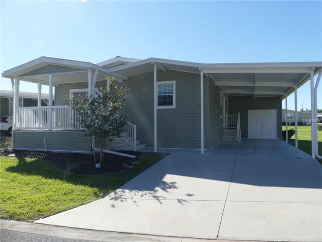 2369 Peavine Circle #1026, Lakeland, FL 33810 (MLS #L4907714) :: Delgado Home Team at Keller Williams