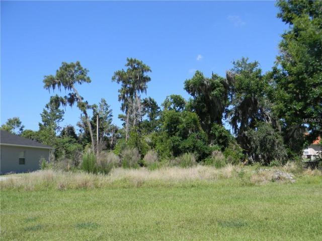 Lot #21 Highlands Oak Trail, Lakeland, FL 33813 (MLS #L4907903) :: The Duncan Duo Team