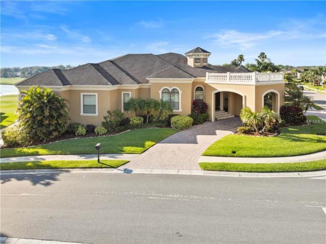 1000 Reflections Lake Loop, Lakeland, FL 33813 (MLS #L4908152) :: Team Bohannon Keller Williams, Tampa Properties