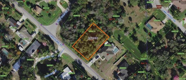 Timberlane Lot 61 Road, Lake Wales, FL 33898 (MLS #L4908353) :: KELLER WILLIAMS ELITE PARTNERS IV REALTY