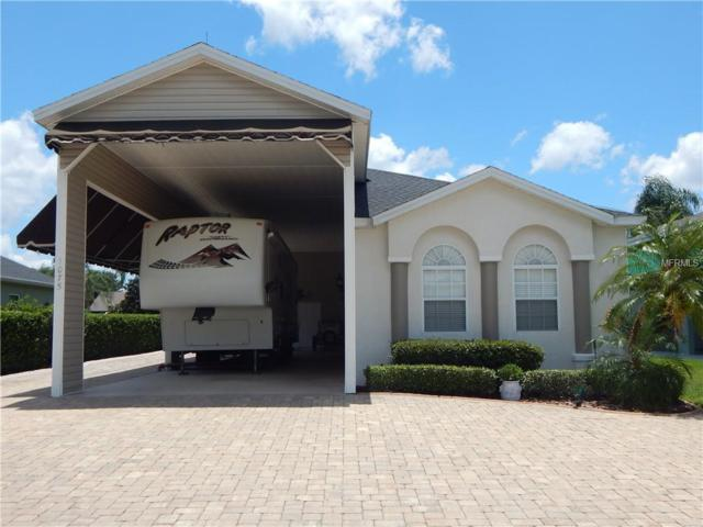 1075 Rally Drive, Polk City, FL 33868 (MLS #L4908382) :: The Duncan Duo Team
