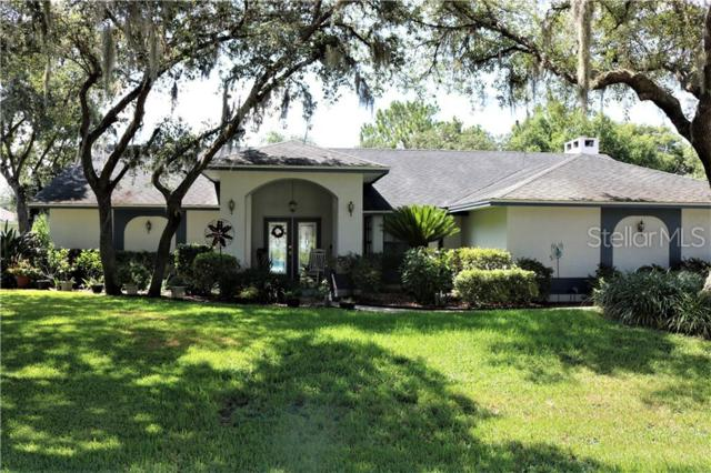 1605 Lady Bowers Trail, Lakeland, FL 33809 (MLS #L4908672) :: The Duncan Duo Team