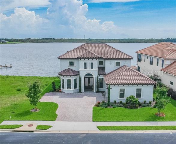 715 Waterfern Trail Drive, Auburndale, FL 33823 (MLS #L4908898) :: Florida Real Estate Sellers at Keller Williams Realty