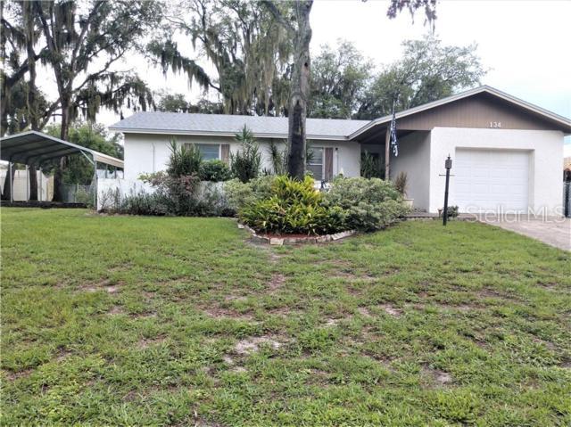 134 Lake Thomas Drive, Winter Haven, FL 33880 (MLS #L4908913) :: Cartwright Realty