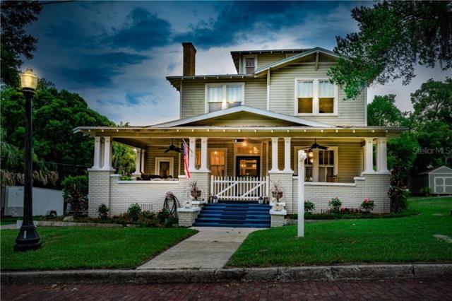 941 Cumberland Street #1, Lakeland, FL 33801 (MLS #L4909071) :: Gate Arty & the Group - Keller Williams Realty Smart