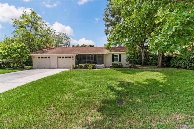 805 Woodward Street, Lakeland, FL 33803 (MLS #L4909476) :: Team Bohannon Keller Williams, Tampa Properties