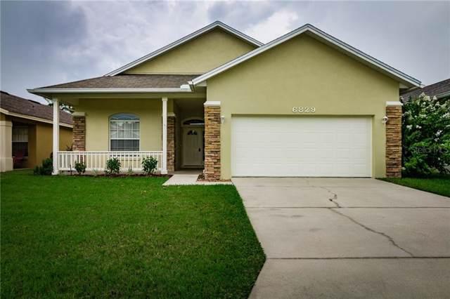 6829 Shimmering Drive, Lakeland, FL 33813 (MLS #L4909507) :: Team Bohannon Keller Williams, Tampa Properties