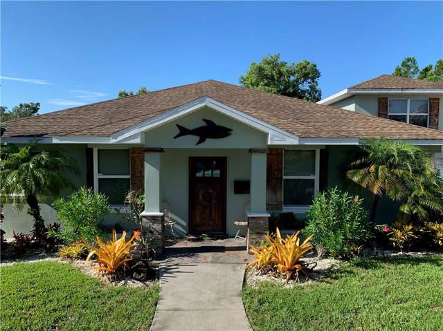207 E Maxwell Street, Lakeland, FL 33803 (MLS #L4909580) :: Gate Arty & the Group - Keller Williams Realty Smart