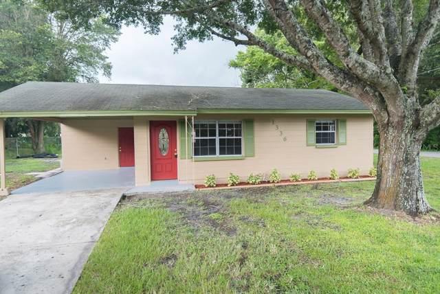 1336 N Chestnut Road, Lakeland, FL 33805 (MLS #L4909783) :: Burwell Real Estate