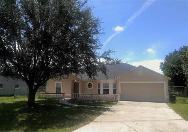 813 Savona Place, Kissimmee, FL 34758 (MLS #L4909800) :: Cartwright Realty