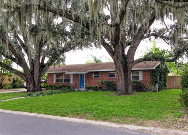 1707 Staunton Avenue, Lakeland, FL 33803 (MLS #L4909965) :: The Brenda Wade Team