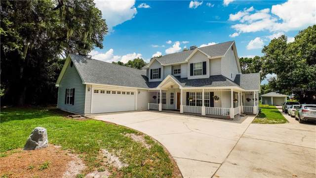 6810 Crystal Beach Road, Winter Haven, FL 33880 (MLS #L4909966) :: Gate Arty & the Group - Keller Williams Realty Smart