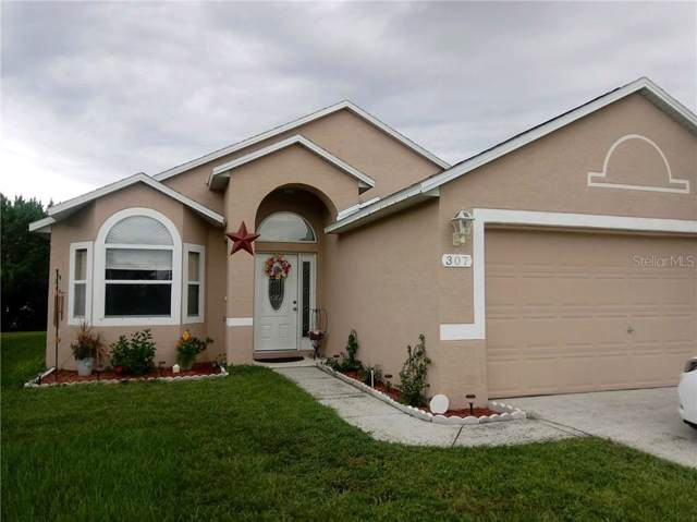 307 Majesty Drive, Davenport, FL 33837 (MLS #L4910105) :: Rabell Realty Group