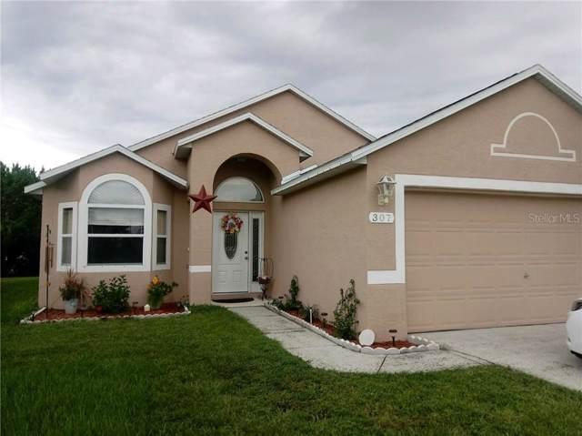 307 Majesty Drive, Davenport, FL 33837 (MLS #L4910105) :: Team Vasquez Group
