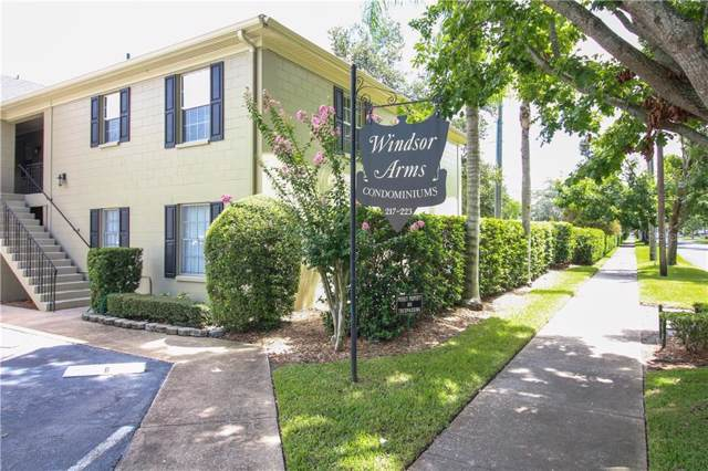 217 Windsor Street 2B, Lakeland, FL 33803 (MLS #L4910115) :: Team Pepka