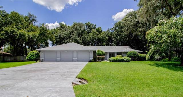 6615 Forestwood Drive W, Lakeland, FL 33811 (MLS #L4910149) :: Dalton Wade Real Estate Group