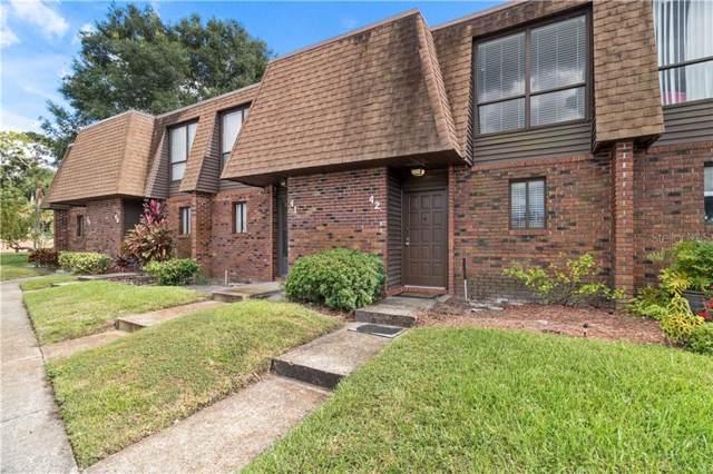 1836 N Crystal Lake Drive #42, Lakeland, FL 33801 (MLS #L4910254) :: Homepride Realty Services