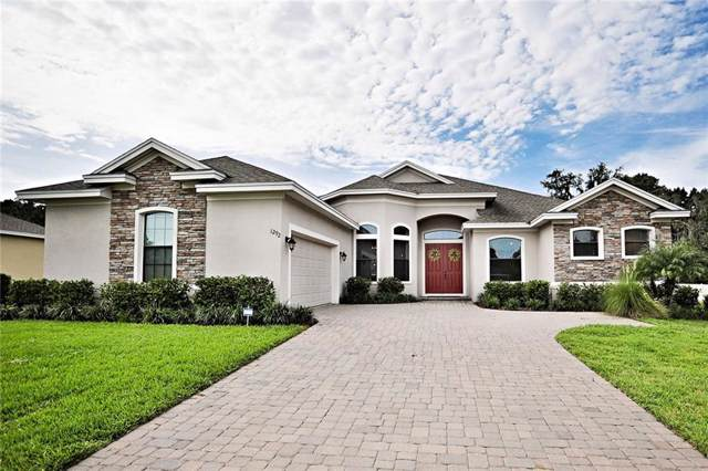 1292 Devin Oaks Court, Lakeland, FL 33811 (MLS #L4910261) :: Team Pepka