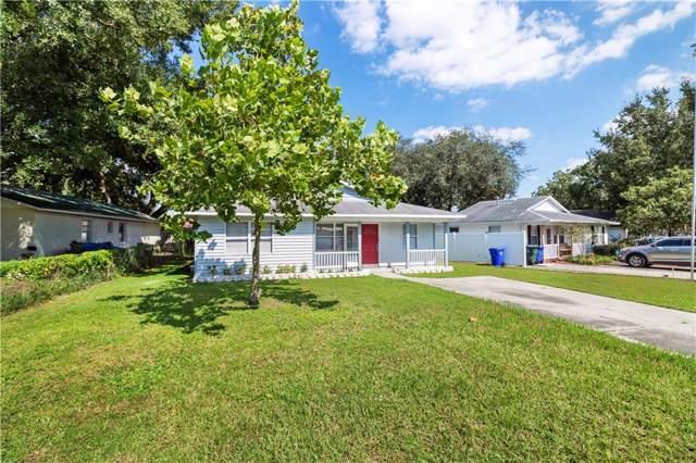 1216 Pinewood Avenue, Lakeland, FL 33815 (MLS #L4910456) :: Rabell Realty Group