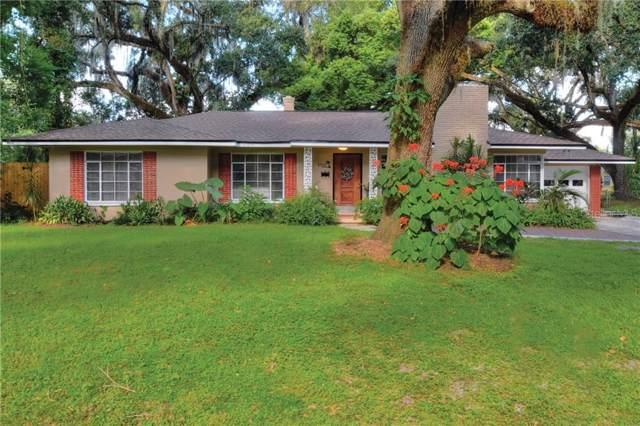2303 W End Avenue, Lakeland, FL 33803 (MLS #L4910473) :: The Duncan Duo Team