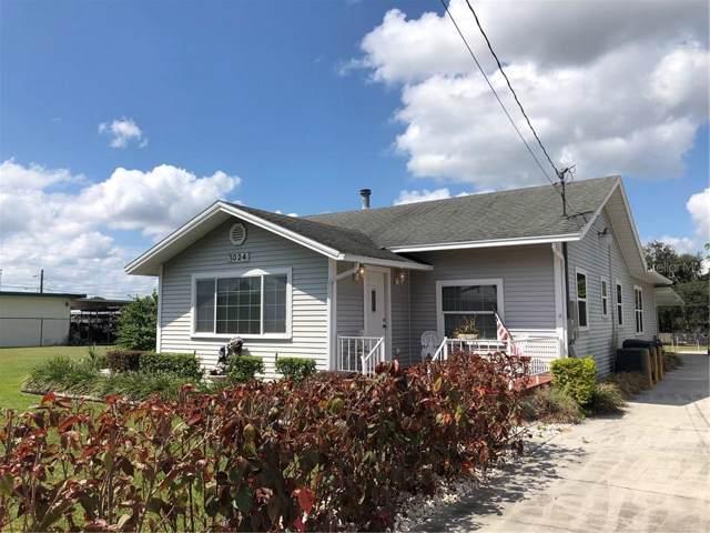 1024 N Davis Avenue, Lakeland, FL 33805 (MLS #L4910794) :: Homepride Realty Services