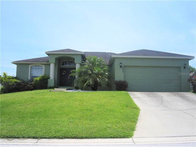 6248 Highland Rise Drive, Lakeland, FL 33813 (MLS #L4910888) :: Florida Real Estate Sellers at Keller Williams Realty