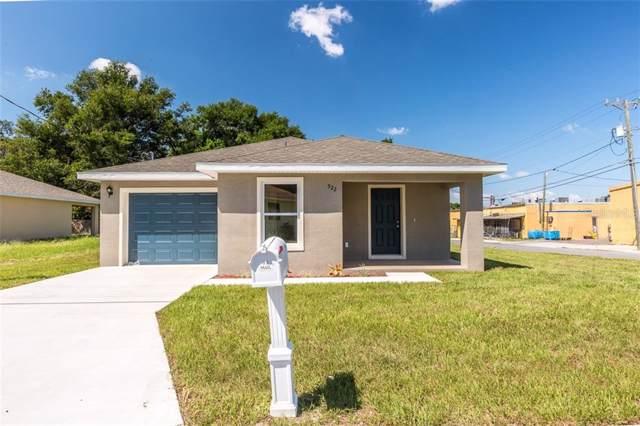 922 Texas Avenue, Lakeland, FL 33815 (MLS #L4910975) :: Rabell Realty Group
