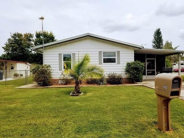 532 Berknor Drive, Lakeland, FL 33801 (MLS #L4910978) :: Rabell Realty Group
