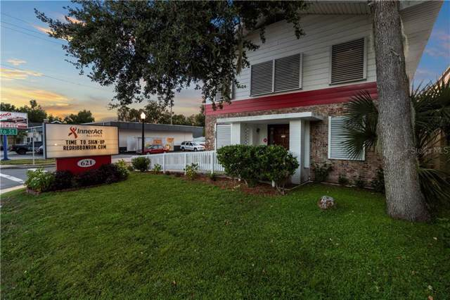 621 S Florida Avenue, Lakeland, FL 33801 (MLS #L4911114) :: Gate Arty & the Group - Keller Williams Realty Smart