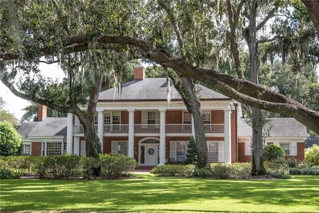 400 Lake Hollingsworth Drive, Lakeland, FL 33803 (MLS #L4911323) :: Gate Arty & the Group - Keller Williams Realty Smart
