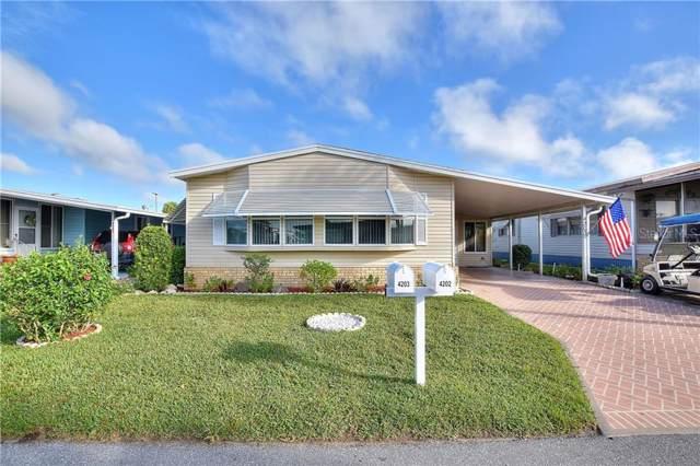 4203 Cedarwood Street, Winter Haven, FL 33880 (MLS #L4911346) :: Gate Arty & the Group - Keller Williams Realty Smart