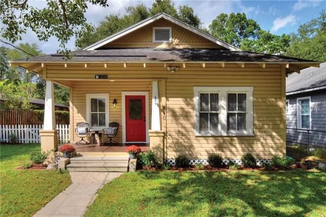 810 Vistabula Street, Lakeland, FL 33801 (MLS #L4911389) :: The Light Team