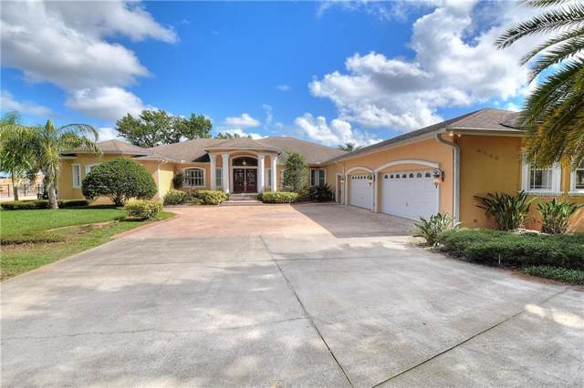 4840 Lake Gibson Park Road, Lakeland, FL 33809 (MLS #L4911478) :: Keller Williams on the Water/Sarasota
