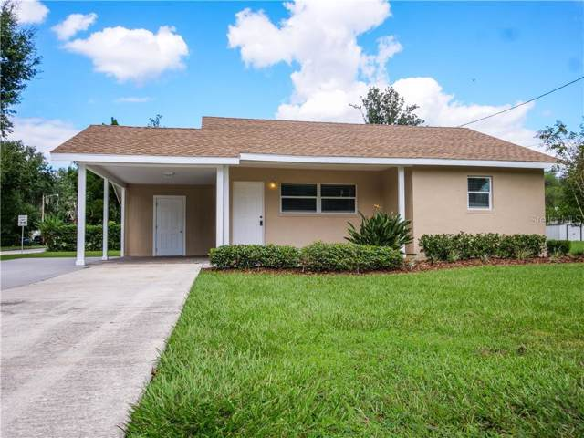 1420 E Stuart Street, Bartow, FL 33830 (MLS #L4911524) :: Gate Arty & the Group - Keller Williams Realty Smart