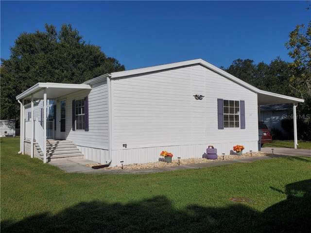 445 Perch Place, Lakeland, FL 33801 (MLS #L4911610) :: Florida Real Estate Sellers at Keller Williams Realty