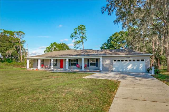 4229 Vinson Road, Lakeland, FL 33810 (MLS #L4911626) :: Your Florida House Team