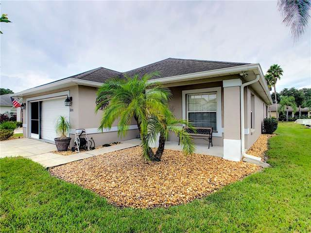 2241 Silver Re Drive, Lakeland, FL 33810 (MLS #L4911664) :: RE/MAX Realtec Group