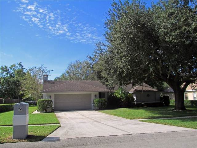 158 Woodside Drive, Lakeland, FL 33813 (MLS #L4911682) :: Florida Real Estate Sellers at Keller Williams Realty