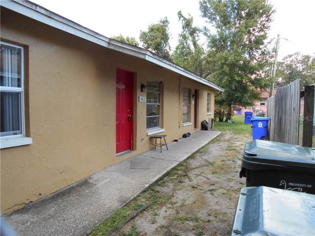 1410 Herschell Street 1410-1412, Lakeland, FL 33815 (MLS #L4911773) :: 54 Realty