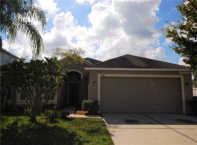 2482 Harrison Place Boulevard, Lakeland, FL 33810 (MLS #L4911875) :: Griffin Group