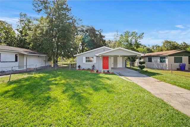 1240 W 9TH Street, Lakeland, FL 33805 (MLS #L4911922) :: Gate Arty & the Group - Keller Williams Realty Smart