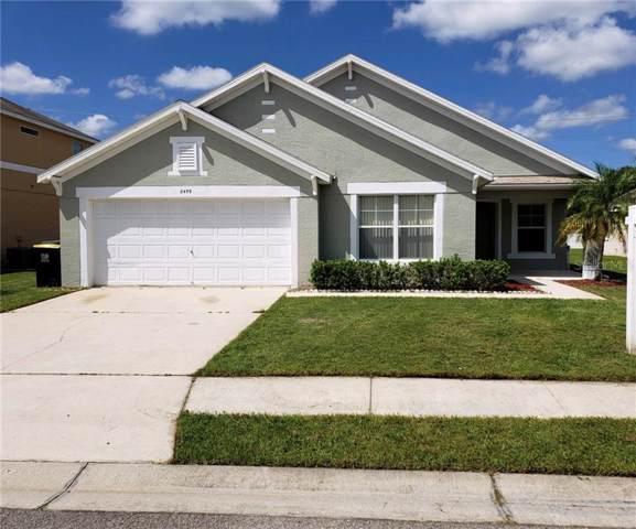 8459 Adele Road, Lakeland, FL 33810 (MLS #L4911941) :: Gate Arty & the Group - Keller Williams Realty Smart