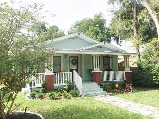 1051 S New York Avenue, Lakeland, FL 33803 (MLS #L4911945) :: Gate Arty & the Group - Keller Williams Realty Smart