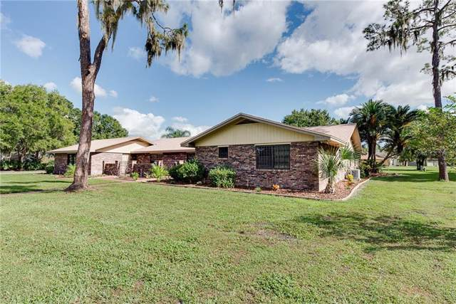 100 Country Club Lane, Mulberry, FL 33860 (MLS #L4912017) :: Gate Arty & the Group - Keller Williams Realty Smart