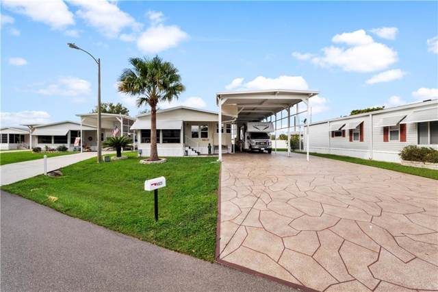 4925 Shore Line Drive, Polk City, FL 33868 (MLS #L4912090) :: Baird Realty Group
