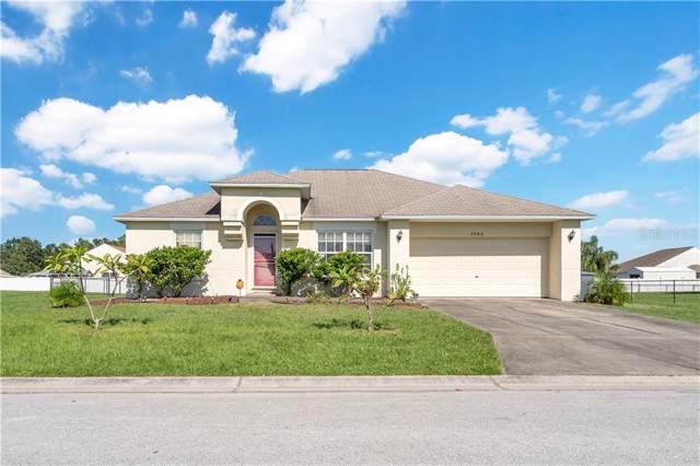 3946 Buttonbush Circle, Lakeland, FL 33811 (MLS #L4912160) :: Gate Arty & the Group - Keller Williams Realty Smart